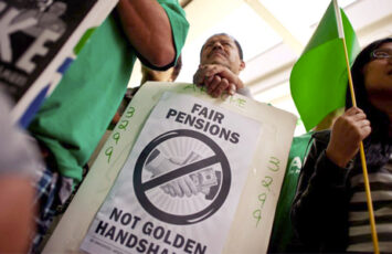 AFSCME 3299 continues their strike against the UC system for new labor contracts and fair wages. Judge David Brown issued an injunction that would require 120 employees to work during the strike.