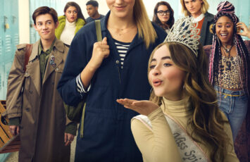 Netflix Tall Girl movie poster